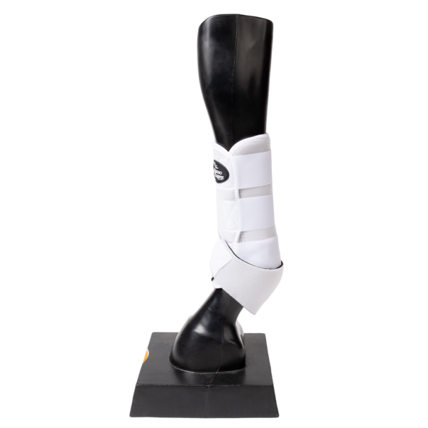 Ortho Equine Total Comfort Equine Boot in White