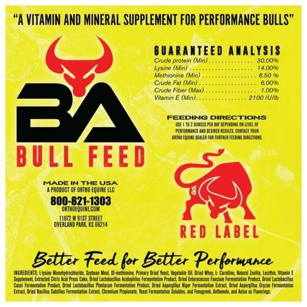 BA Bull Feed