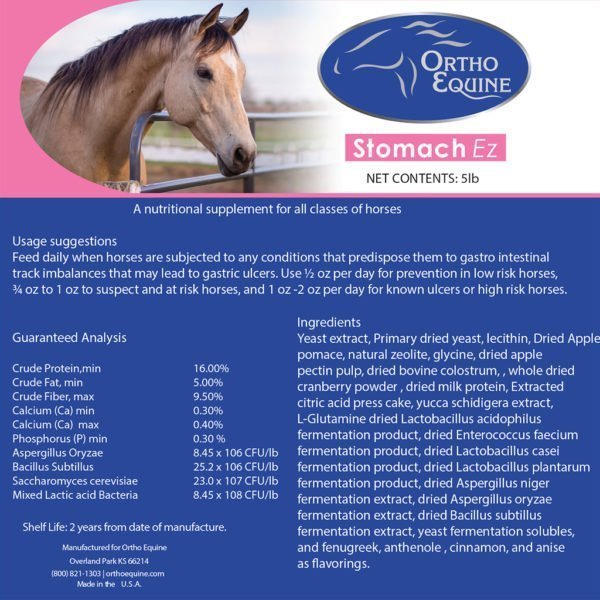 Ortho Equine Stomach Ez Daily