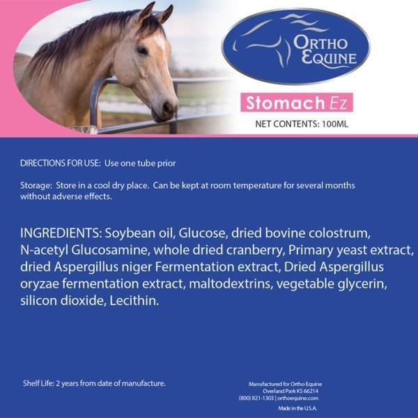 Ortho Equine Stomach Ez Paste