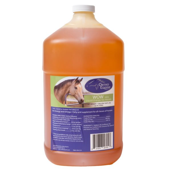 Ortho Equine WOW SOS Oil